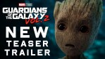 FIRST LOOK: Guardians of the Galaxy vol 2 - Official Trailer