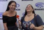 INTERVIEW: Prison Break - Inbar Lavi (Sheba) at WonderCon 2017