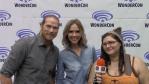 INTERVIEW: Midnight Texas - Jason Lewis & Arielle Kebbel - WonderCon 2017