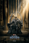 FIRST LOOK: The New Poster for Marvel's Black Panther!