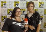 INTERVIEW: Aly Michalka talks iZombie Season 4 - San Diego ComicCon 2017