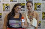 INTERVIEW: Melanie Scrofano - Wynonna Earp - San Diego Comic Con 2017
