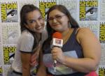 INTERVIEW: Tamara Duarte - Wynonna Earp - San Diego Comic Con 2017