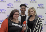 INTERVIEW: Marvel's Cloak & Dagger (Freeform) stars Olivia Holt & Aubrey Joseph - WonderCon 2018