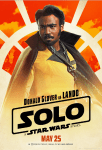FIRST LOOK: Character Posters for Solo: A Star Wars Story