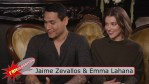 INTERVIEW: Marvel's Cloak & Dagger - Jaime Zevallos & Emma Lahana