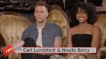 INTERVIEW: Marvel's Cloak & Dagger - Carl Lundstedt & Noelle Bercy