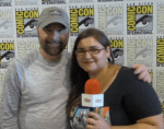INTERVIEW: Beau Smith, Creator of the Wynonna Earp comic, at San Diego Comic Con 2018
