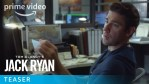 FIRST LOOK: Tom Clancy's Jack Ryan - Official Trailer