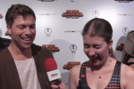 INTERVIEW: Tim Neff on the 'My Hero Academia: Two Heroes' Red Carpet