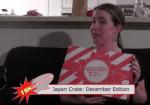 Japan Crate Unboxing - December 2018 Box