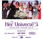 Her Universe Annual Fashion Show Returns to SDCC 2019!