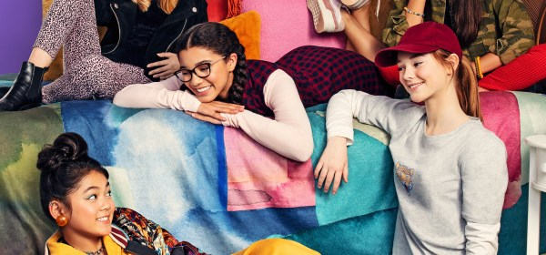 The Baby-sitters Club - Netflix - Poster