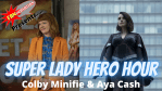 INTERVIEW: Aya Cash (Stormfront) & Colby Minifie (Ashley) from Amazon's The Boys