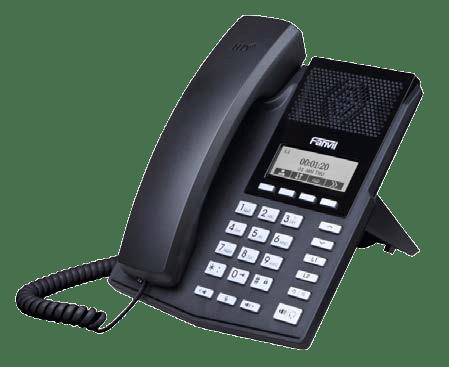 X3E 2 Line IP Phone