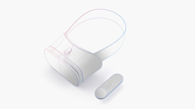 Google Daydream Controller - Photo: Google.com