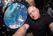 Nasa Astronaut Scott