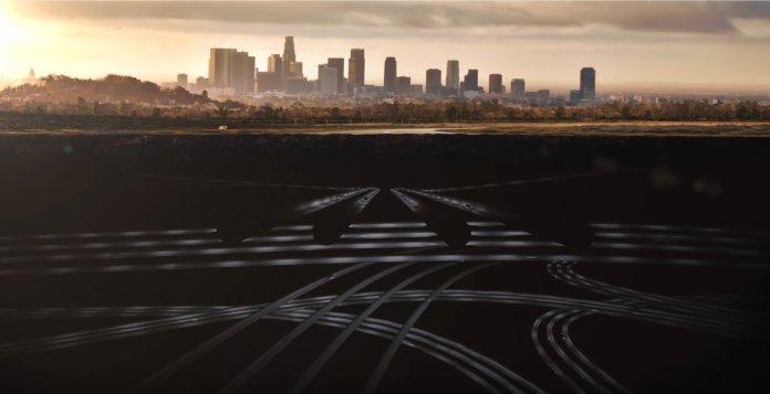 LA tunnels concept