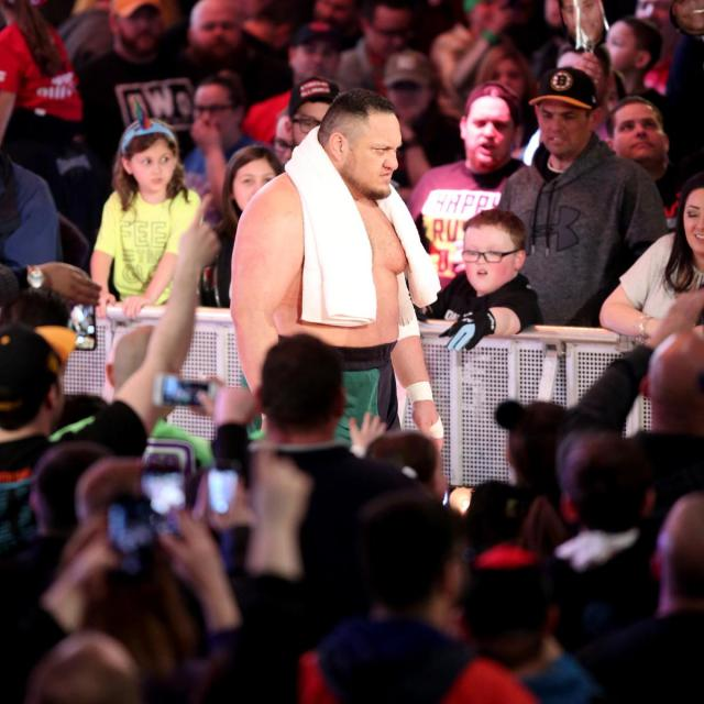 Reason Behind Samoa Joe Being Moved To SmackDown Live