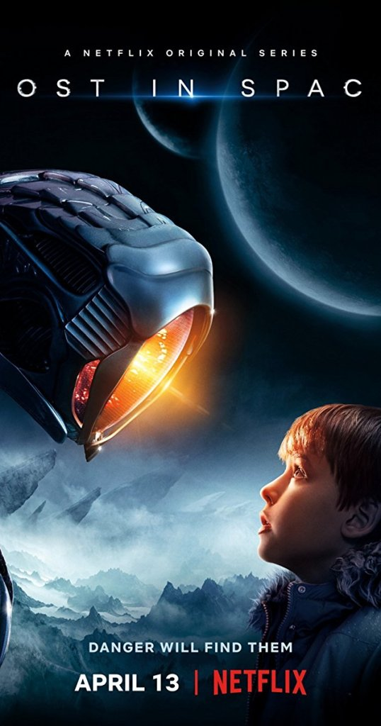 Lost in Space S01E01 : Impact Review