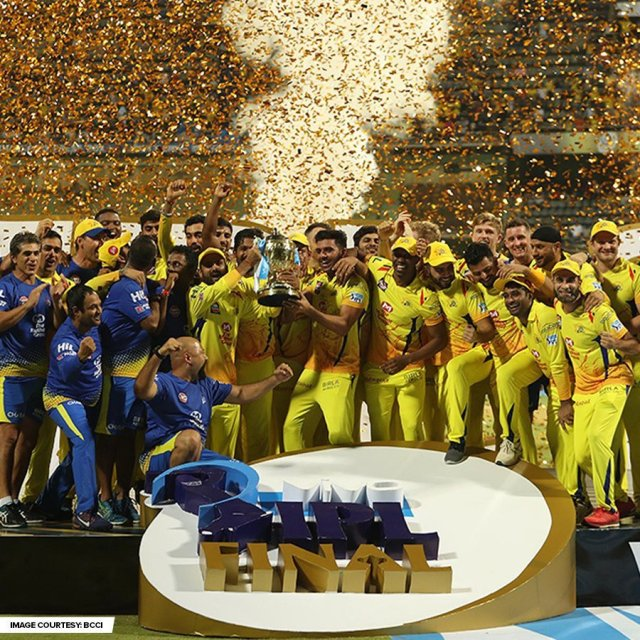 IPL 2018 Champions : Chennai Super Kings