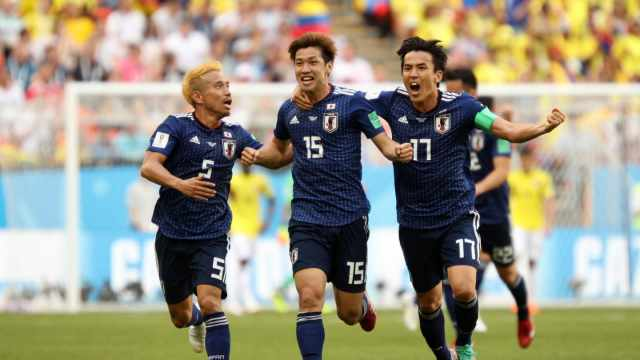 Match 15: Japan 2-1 Colombia
