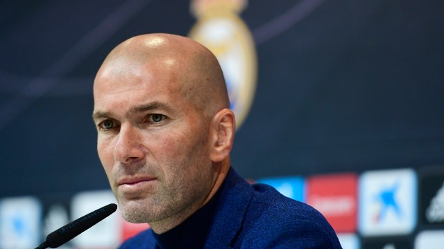 Zidane steps down as Real Madrid's coach
