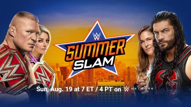 WWE SummerSlam: Floating Rumors