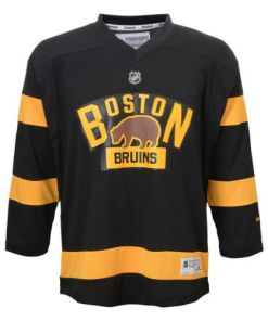 Boston Bruins Youth NHL Jersey