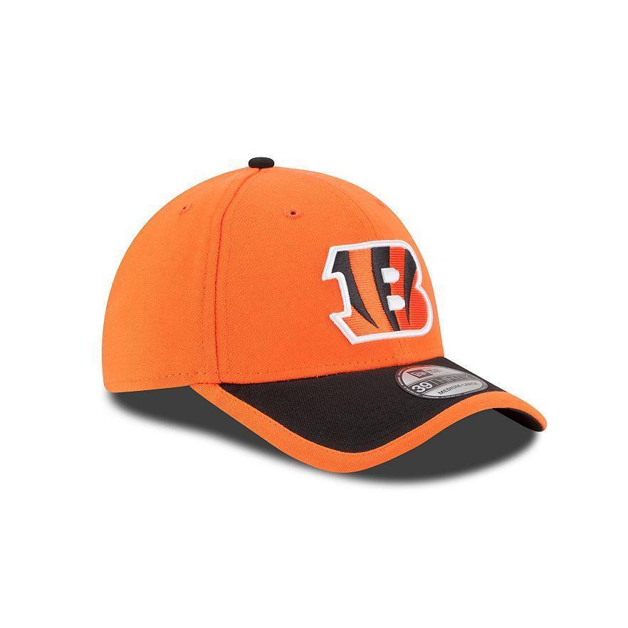 new arrival eca34 8590c Cincinnati Bengals Orange Sideline Flex Hat