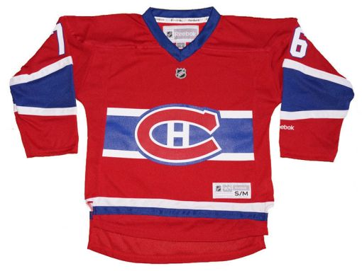 P.K Subban Montreal Canadiens Jersey