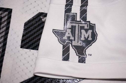 NCAA Texas AM Jersey