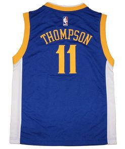 Klay Thompson Golden State Warriors NBA Adidas Jersey