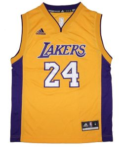 Kobe Bryant Los Angeles Lakers NBA Adidas Jersey