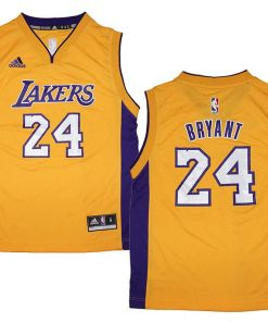 Kobe Bryant #24 Los Angeles Lakers Jersey