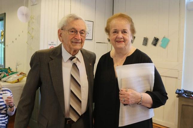 Bob and Eleanor McGovern