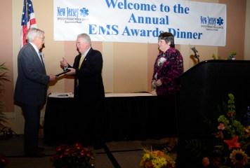 WEB Bob Receives Award