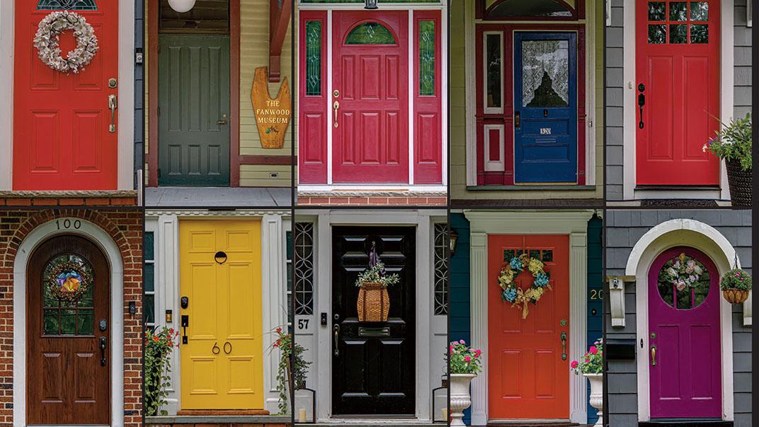 Doors of Fanwood pic