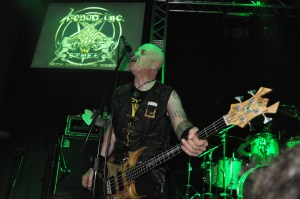 Demolition Man & Venom Inc live @ the Rock Experience Club, RJ 17/12/2015
