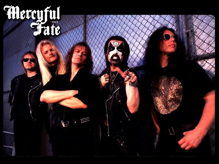Mercyful Fate em 1993