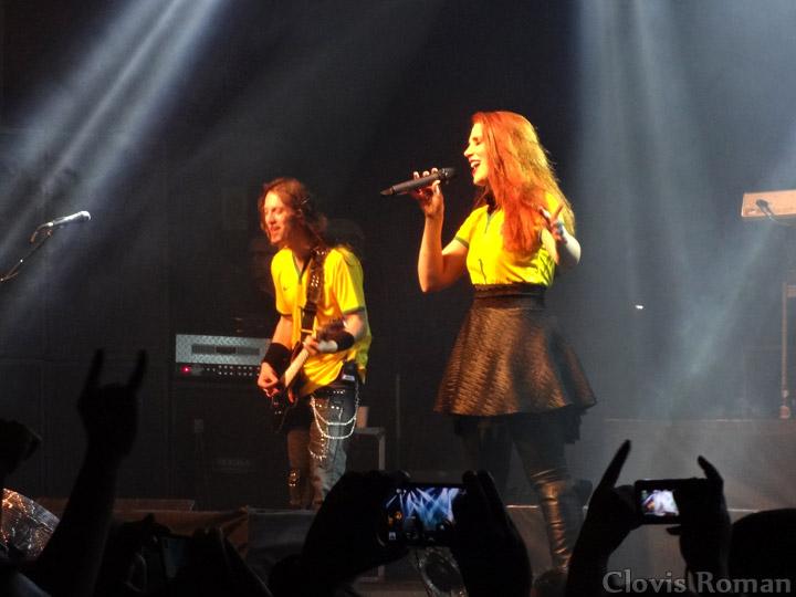 Mark e Simone em Curitiba, 2015