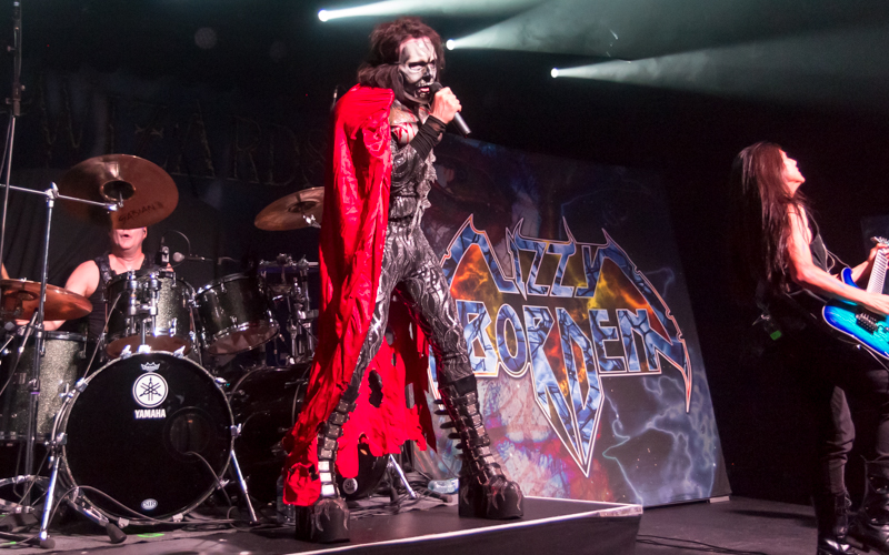 Lizzy Borden - Commodore Ballroom, Vancouver - August 21st, 2019