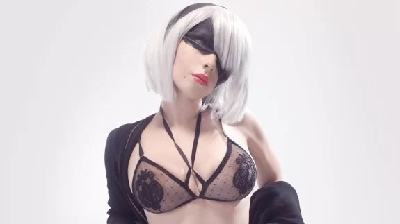 Video Game Cosplay Porn