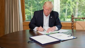 President Trump Signs Taiwan Travel Act into Law