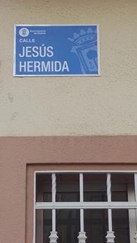 Calle Jesús Hermida