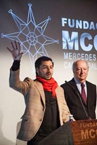 Antonio Lucas ganador de la X edición del Premio Internacional de Periodismo Ciudad De Cáceres