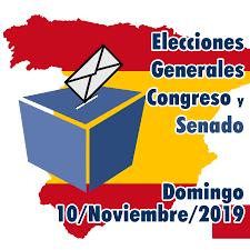 elecciones 10 noviembre 2019