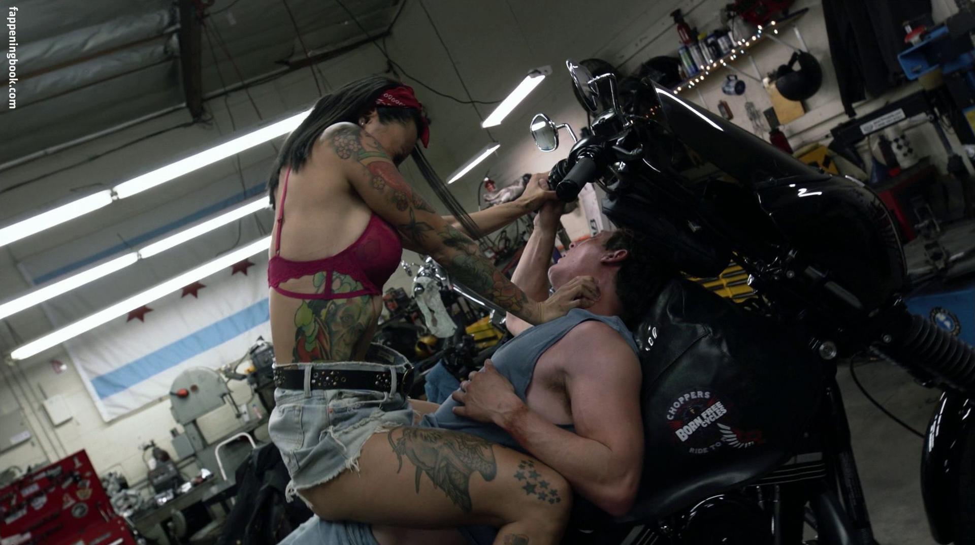 Levy Tran Nude