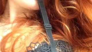 Ginger Kitty Is A Foxy Redhead Webcam Girl on MFC