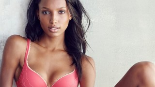 Jasmine Tookes trained gymnastics and exotic supermodel